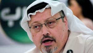 Jamal Khashoggi, photo