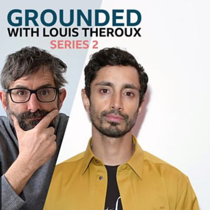 Louis Theroux and Riz Ahmed